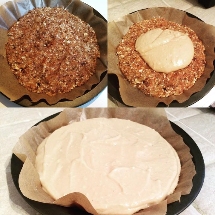 Raw Cheesecake |